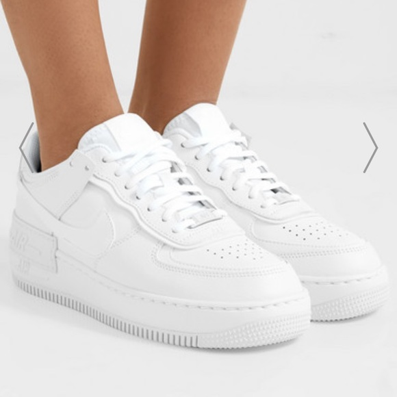Womens Nike Air Force Shadow Size 8